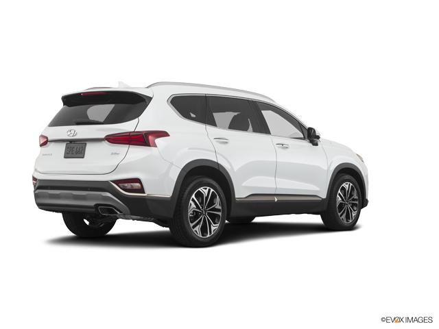 New 2020 Hyundai SANTA FE in Milledgeville, GA