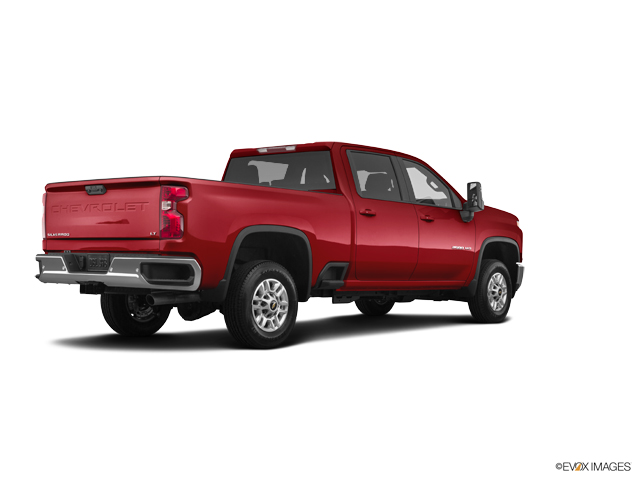 New 2020 Chevrolet Silverado 2500HD in Greenwood, IN
