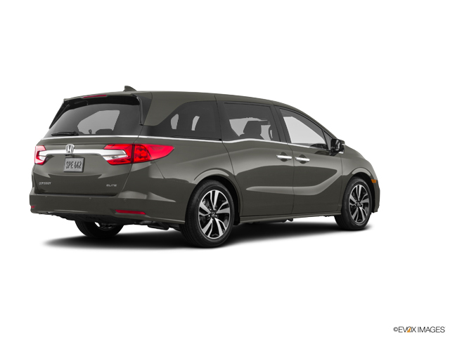 New 2020 Honda Odyssey in Edmonds, WA