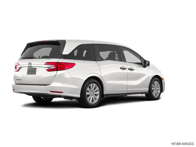 New 2020 Honda Odyssey in Elyria, OH