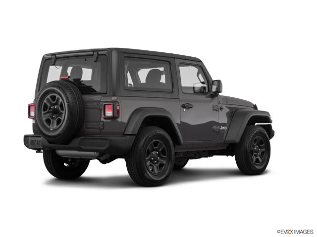 New 2020 Jeep Wrangler in Little Falls, NJ
