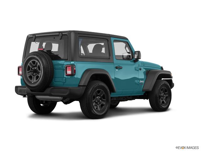 2020 Jeep Wrangler Sport 4x4