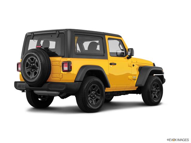 New 2020 Jeep Wrangler in Grenada, MS