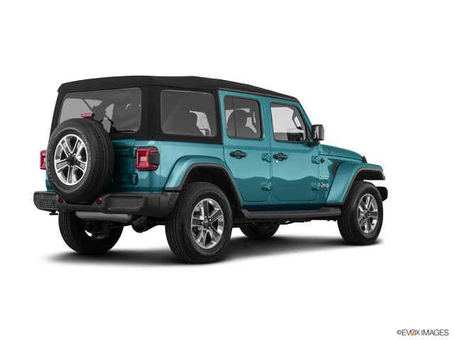 New 2020 Jeep Wrangler Unlimited in , MO