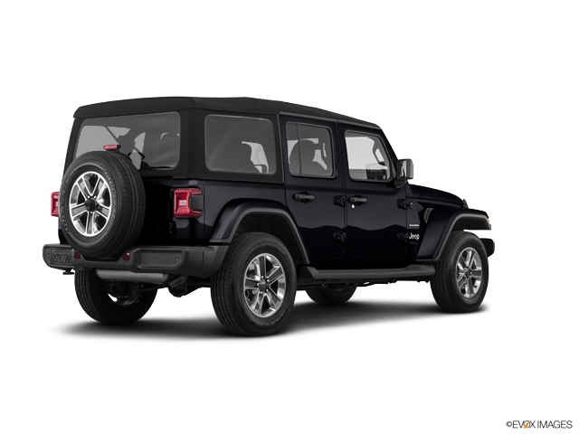 2020 Jeep Wrangler Unlimited Sahara Altitude 4x4