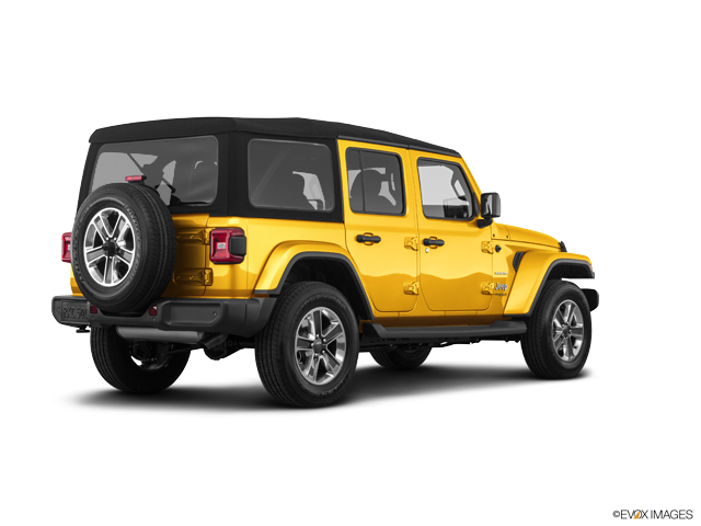 New 2020 Jeep Wrangler Unlimited in Pearl City, HI