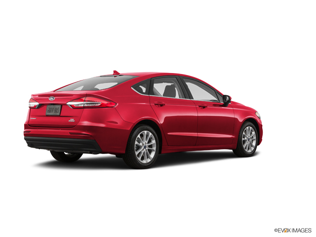 New 2020 Ford Fusion Hybrid in , OR