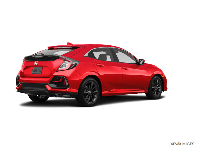 New 2020 Honda Civic Hatchback in Highland Park, IL