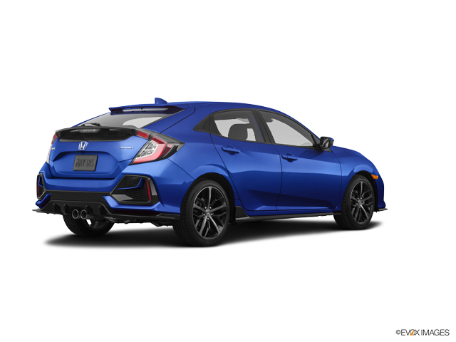 New 2020 Honda Civic Hatchback in Marlton, NJ