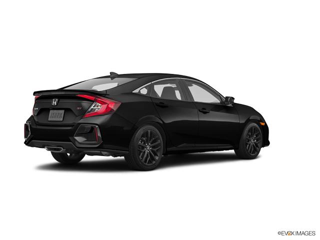 New 2020 Honda Civic Si Sedan in Davis, CA