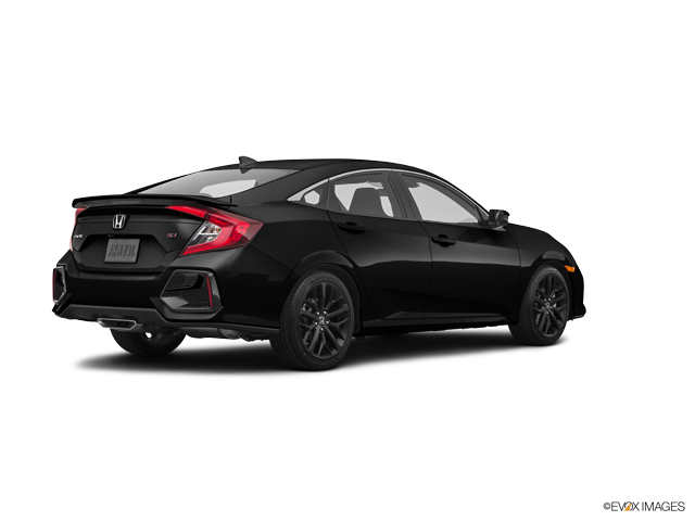 New 2020 Honda Civic Si Sedan in Westerville, OH