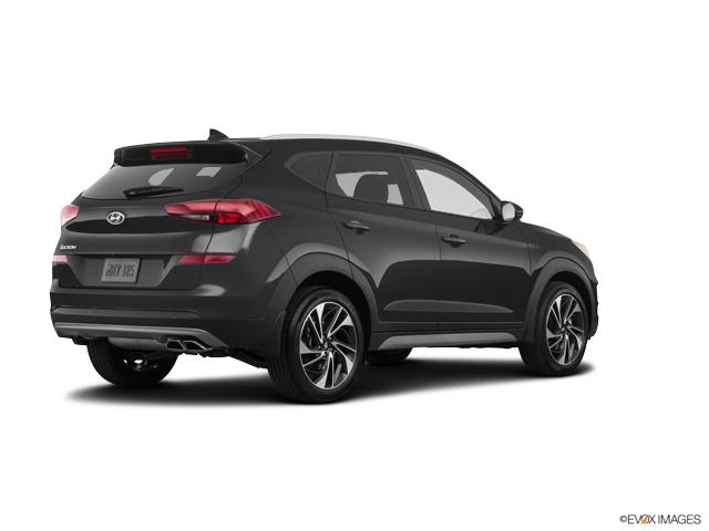 New 2020 Hyundai Tucson in Kansas City, MO