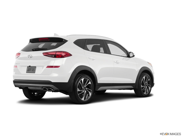New 2020 Hyundai Tucson in Medford, OR