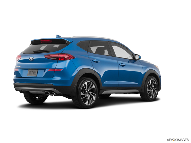 New 2020 Hyundai Tucson in Kansas City, MO