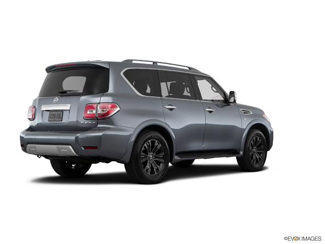 New 2020 Nissan Armada in Dyersburg, TN
