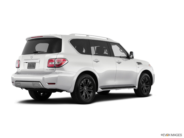 New 2020 Nissan Armada in Pompano Beach, FL