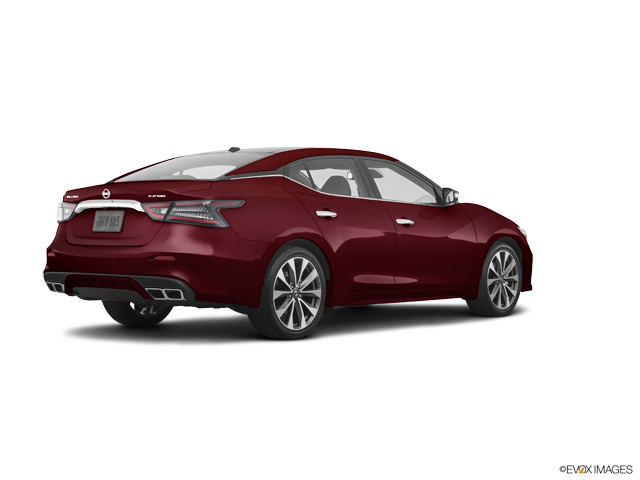 New 2020 Nissan Maxima in Dalton, GA