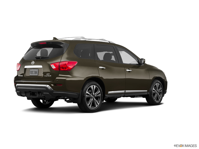 New 2020 Nissan Pathfinder in , OH