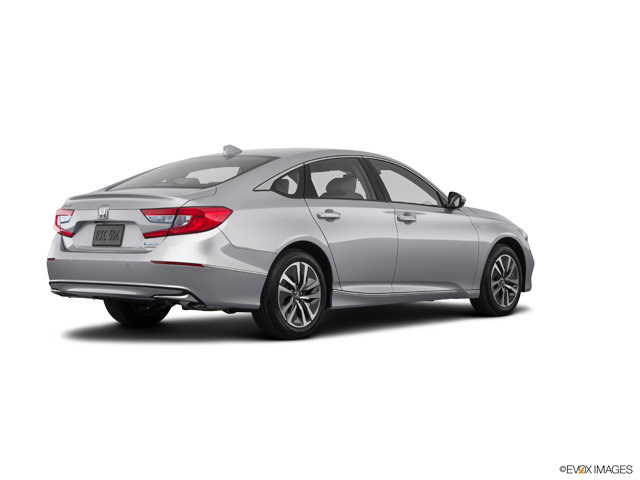 New 2020 Honda Accord Hybrid in Savannah, GA