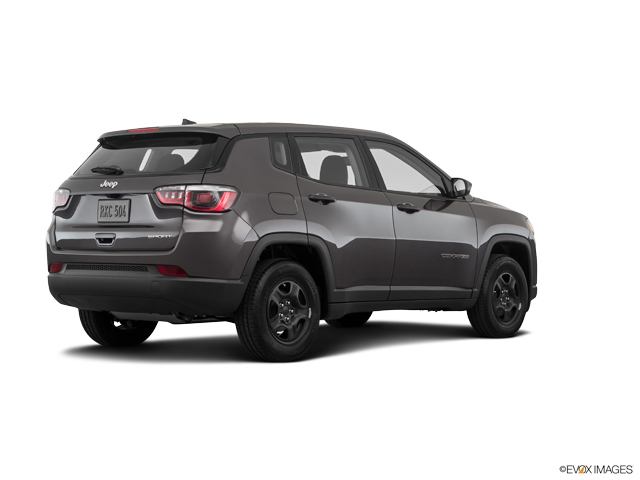 New 2020 Jeep Compass in Greenville, TX