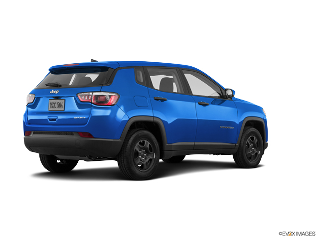 New 2020 Jeep Compass in Pearl City, HI