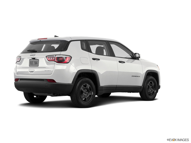 2020 Jeep Compass Sport FWD