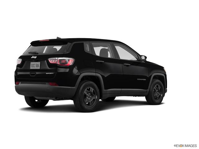 New 2020 Jeep Compass in , LA