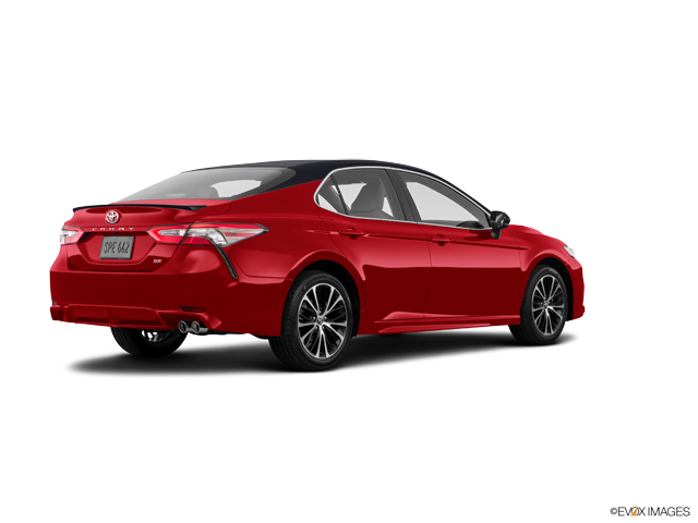 New 2020 Toyota Camry in Johnson City, TN