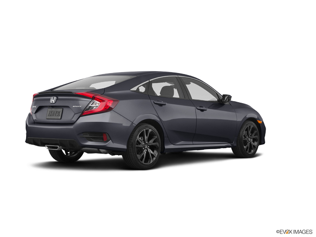 New 2020 Honda Civic Sedan in Davis, CA