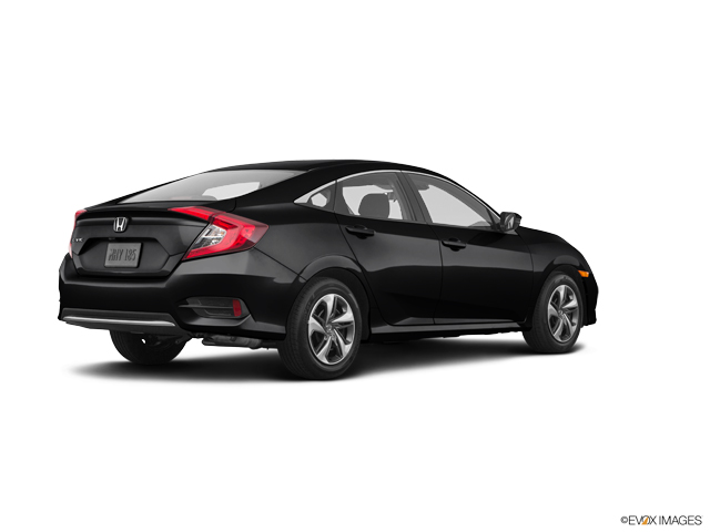 New 2020 Honda Civic Sedan in Winter Haven, FL