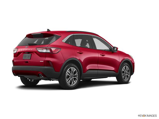 New 2020 Ford Escape in West Burlington, IA