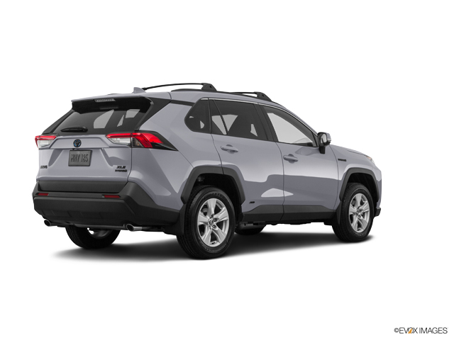New 2020 Toyota RAV4 Hybrid in Hemet, CA