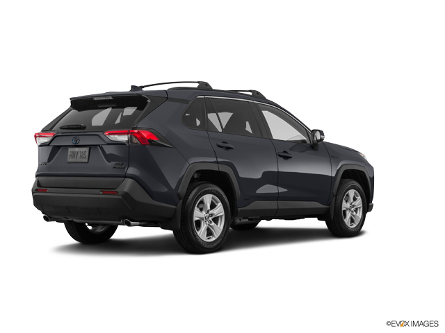 New 2020 Toyota RAV4 Hybrid in Panama City, FL