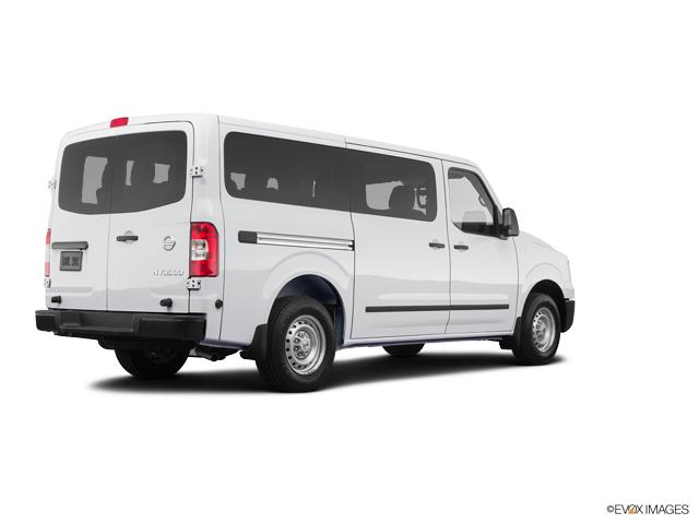 New 2020 Nissan NV Passenger in San Jose, CA