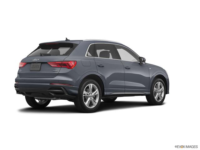 New 2020 Audi Q3 in Lynnwood, WA
