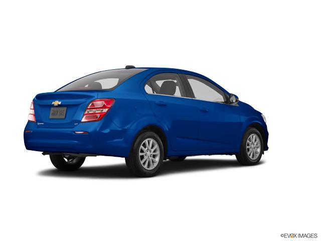 New 2020 Chevrolet Sonic in Owasso, OK