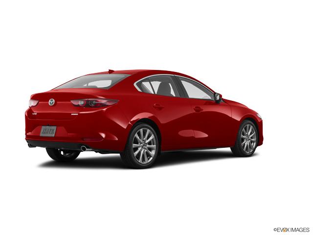 2020 Mazda Mazda3 Sedan w/Select Pkg