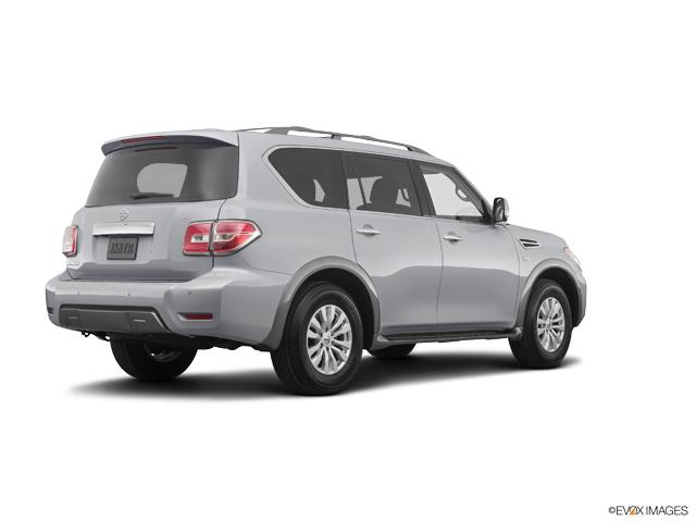 New 2020 Nissan Armada in Columbus, GA