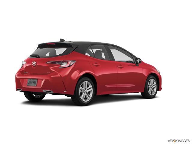New 2020 Toyota Corolla Hatchback in Walla Walla, WA