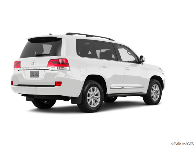 New 2020 Toyota Land Cruiser in Ardmore, OK