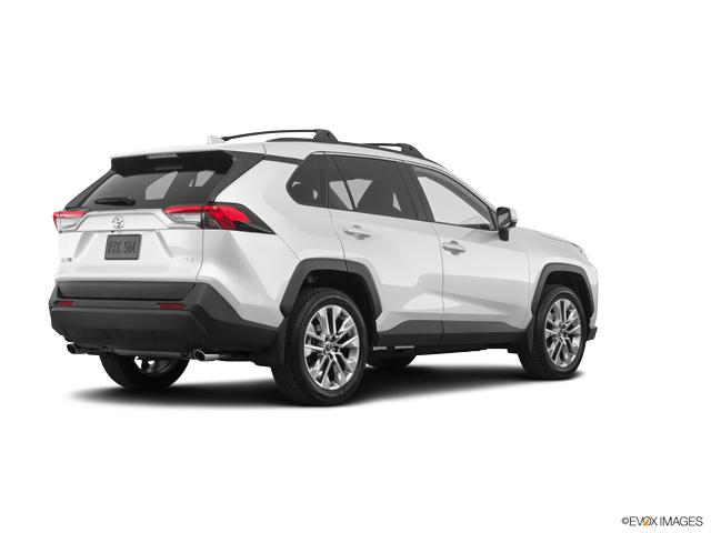 New 2020 Toyota RAV4 in Lakewood, CO
