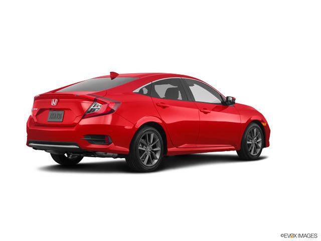 New 2020 Honda Civic Sedan in Auburn, WA