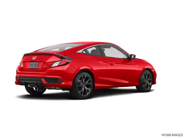 New 2020 Honda Civic Coupe in Savannah, GA
