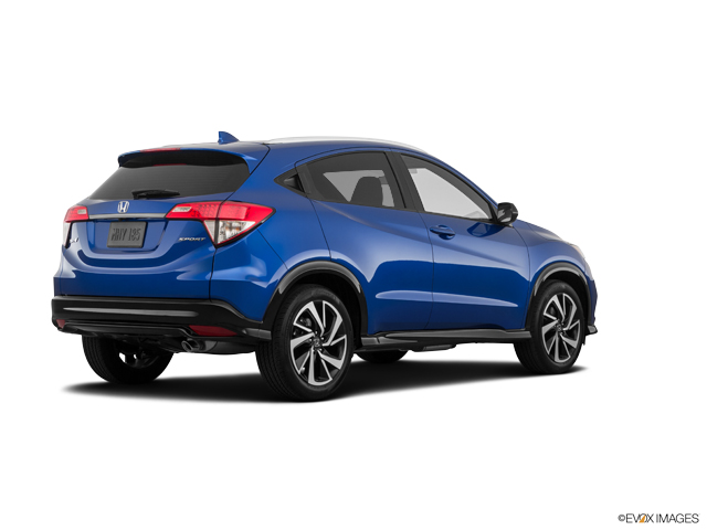 New 2020 Honda HR-V in Las Vegas, NV