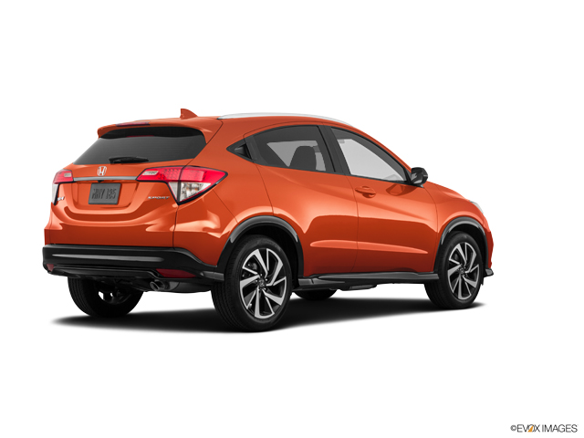 New 2020 Honda HR-V in Charlottesville, VA