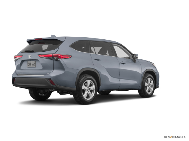 New 2020 Toyota Highlander in Panama City, FL