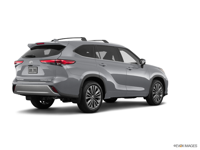 New 2020 Toyota Highlander in North Little Rock, AR