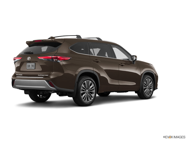 New 2020 Toyota Highlander in Moss Point, MS