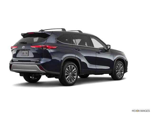 New 2020 Toyota Highlander in Tulsa, OK