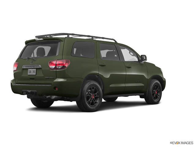 New 2020 Toyota Sequoia in Waco, TX